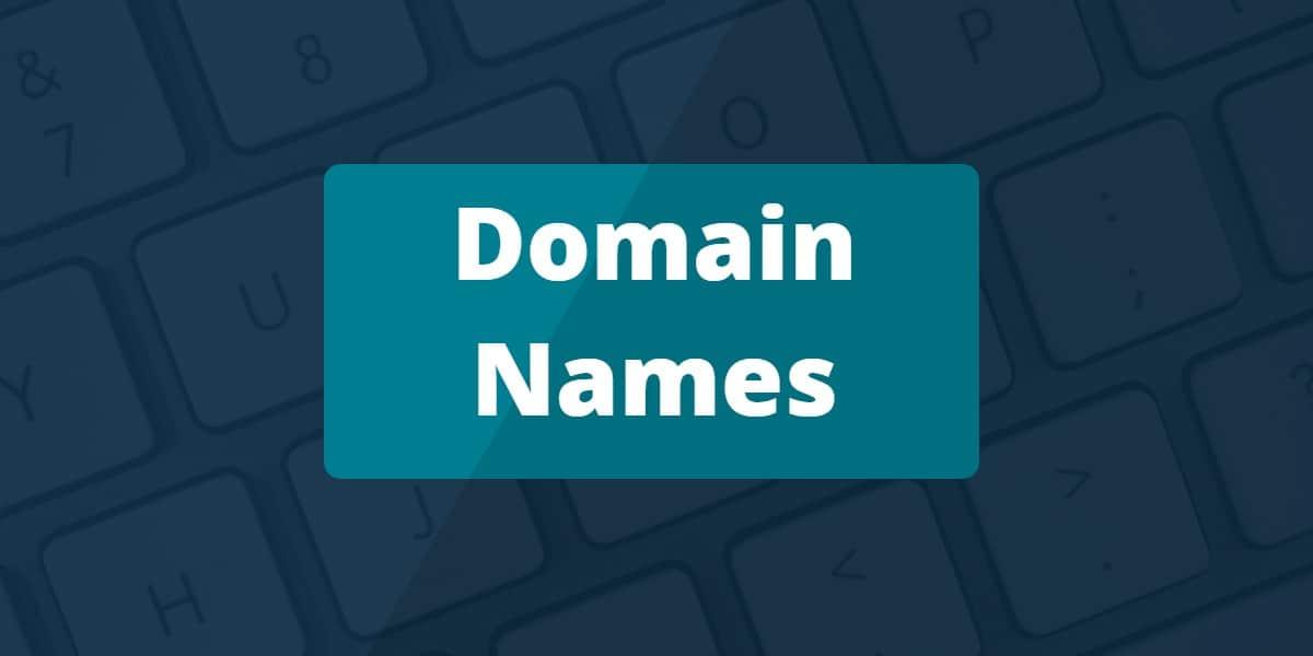 Determine Domain Name