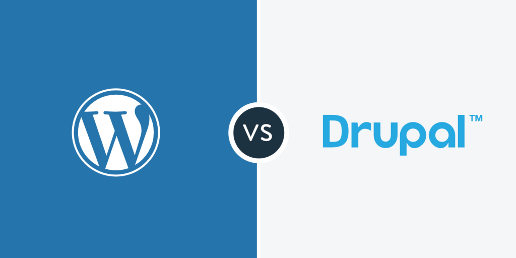 WordPress vs Drupal CMS that You Should Use to Achieve the Desired Web