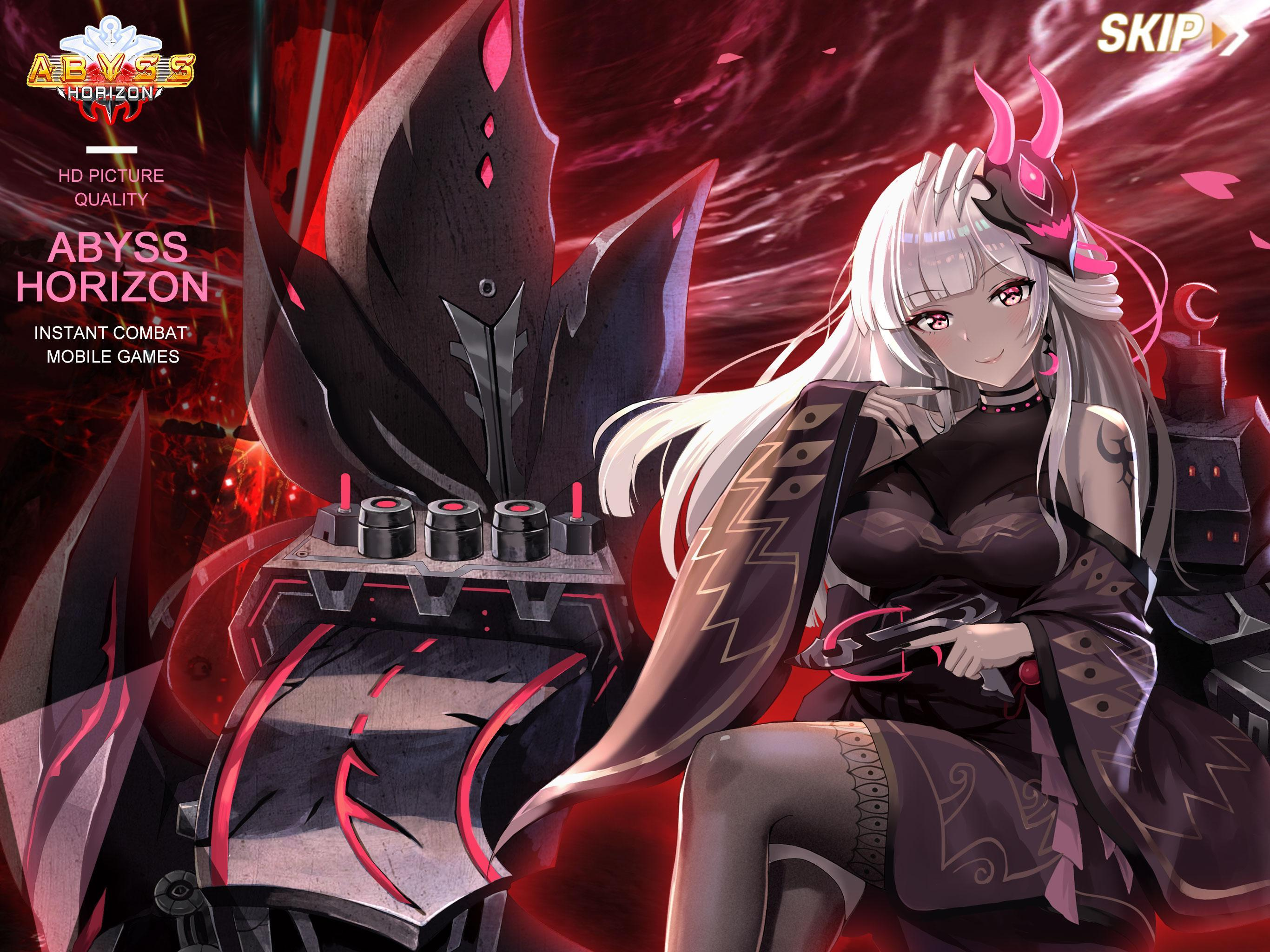 Abyss Horizon is ready to compete with Azur Lane and KanColle