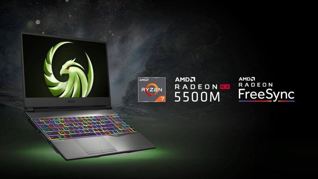 Alpha 15 Officially Becomes The MSI Gaming Laptop Flagship
