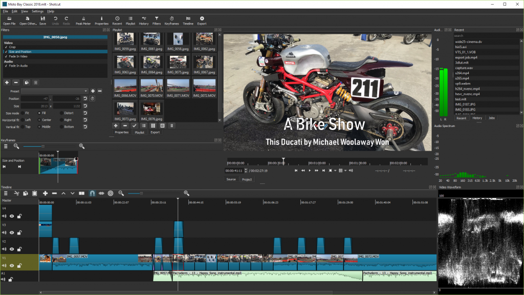 Download Multifunctional and Free Video Editing Software – Shotcut