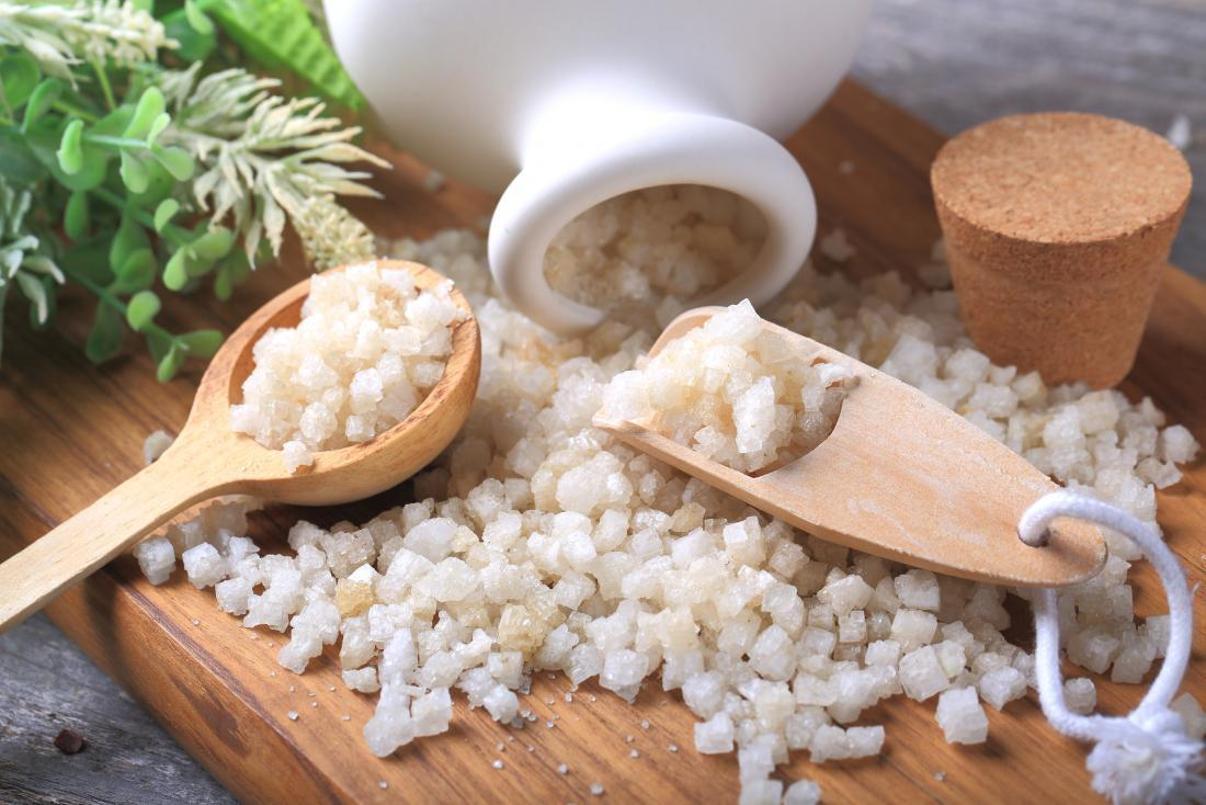 Epsom Salt Benefits that You Should Know