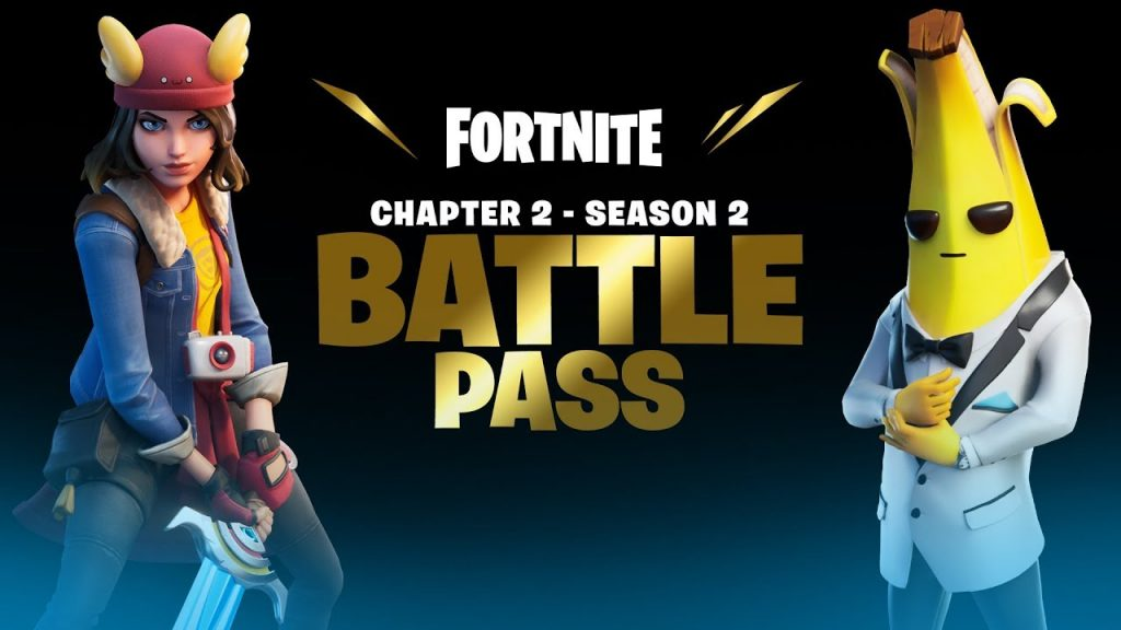 Fortnite Chapter 2 - Season 2 Battle Pass Gameplay Image
