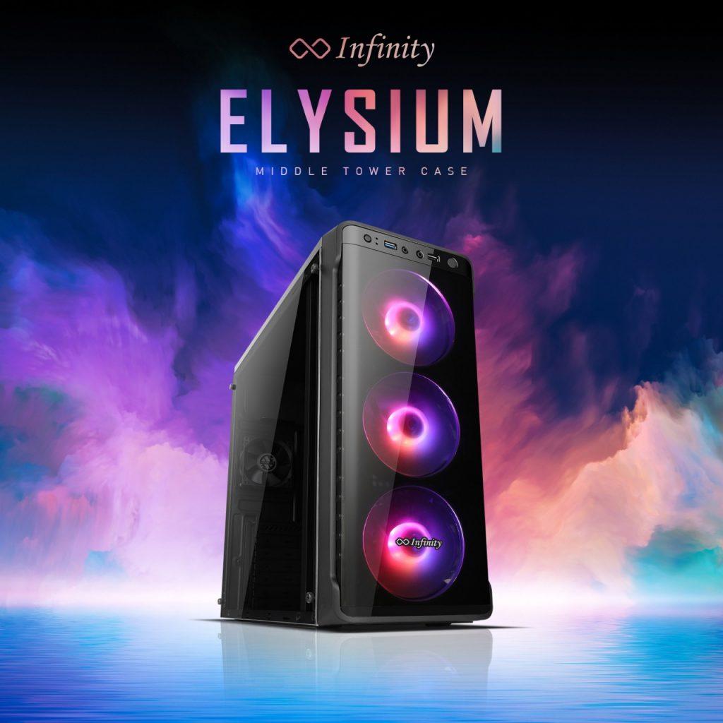 Infinity Elysium PC Casing