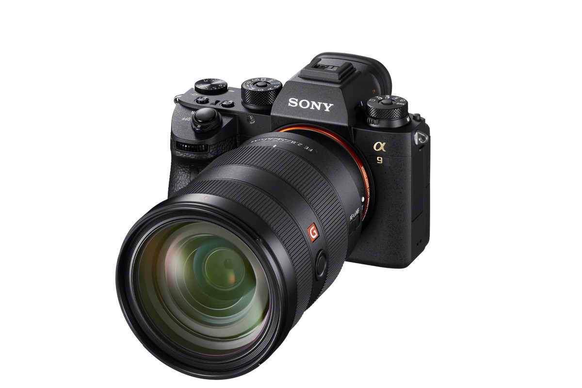 Sony Alpha 9 Mirrorless Camera Specifications