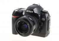The Full Description and Specifications of Nikon D70 DSLR Camera