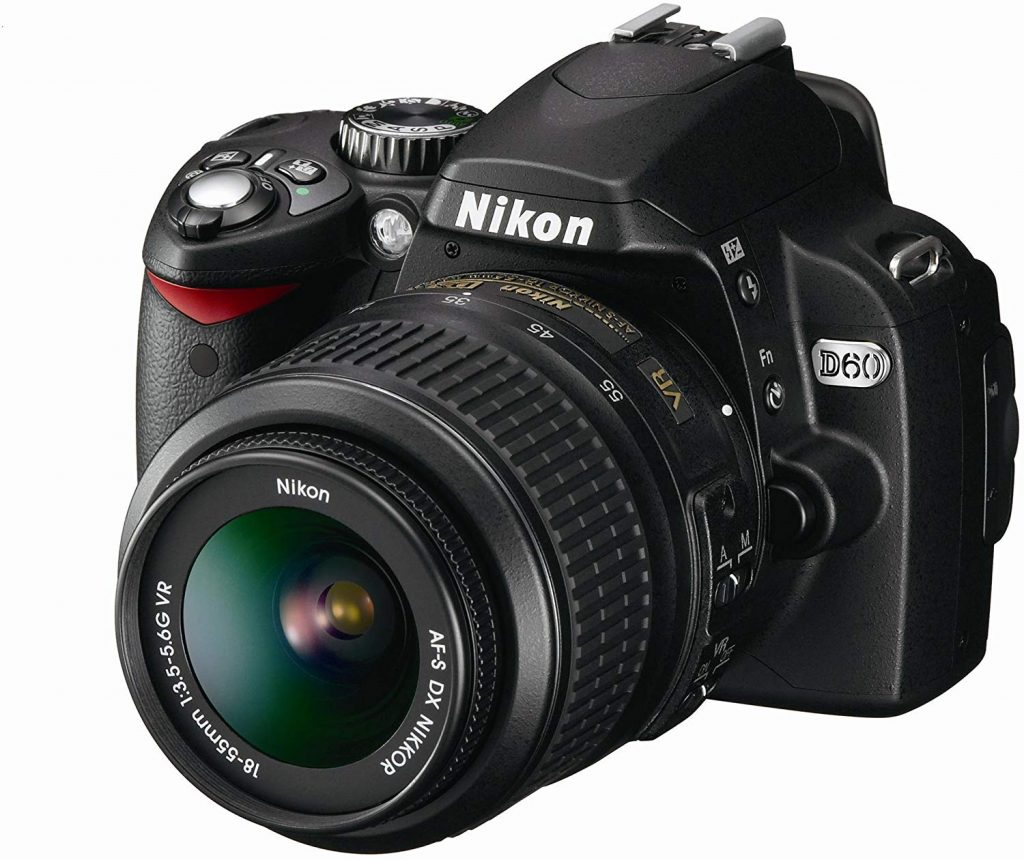 The Low Entry Level Camera Nikon D60 Specifications