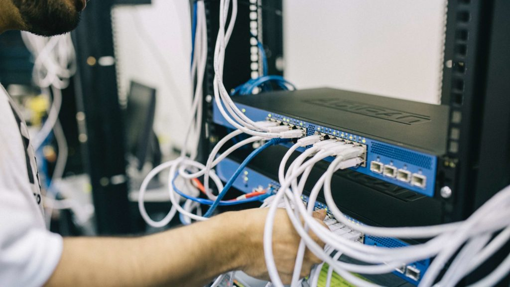 Network Maintenance and Repair from Cellular Operators